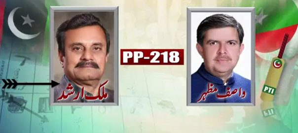PTI, Wasif, Raan, wins, PP-218, by-poll, 46, votes