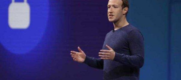Zuckerberg Facebook FB facebook's future
