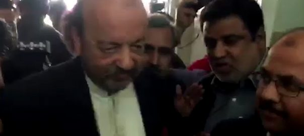 Agha Siraj Agha Siraj Durrani NAB Foreign currency NAB prosecutor Sindh Assembly Speaker physical remand Gulzar Ahmed