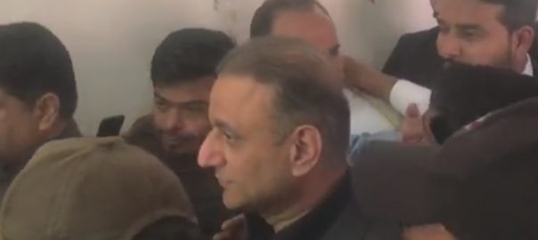 Aleem Khan, jail, judicial remand, NAB