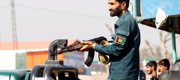Killed, bomb, gun attack, Jalalabad