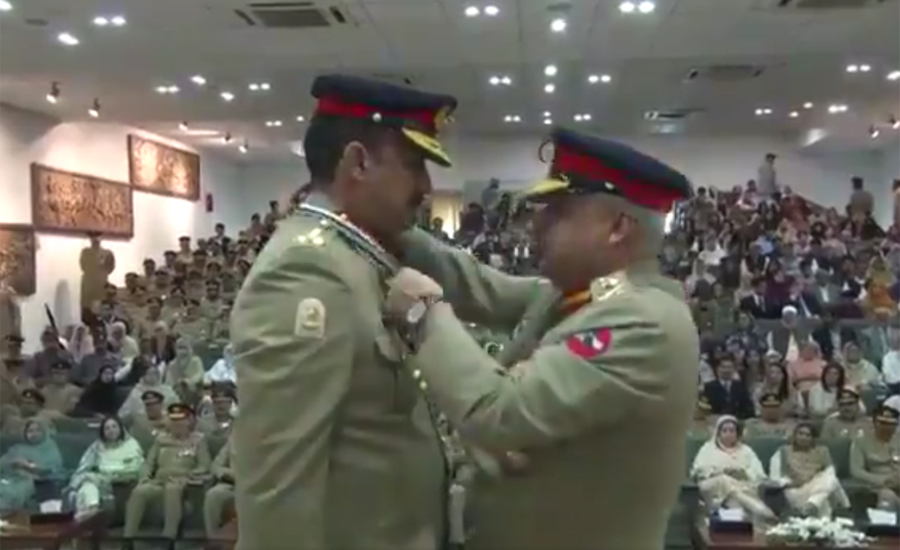 Military awards conferred on 86 Army personnel in Lahore