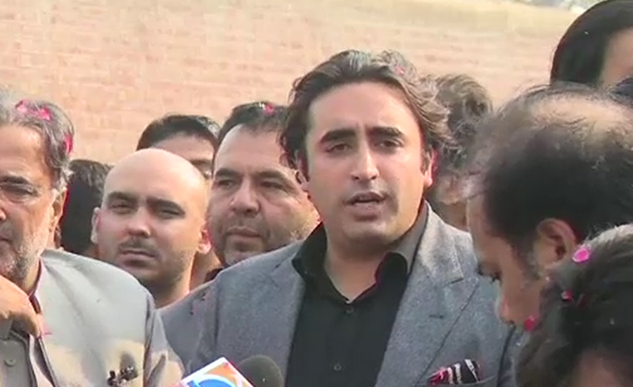 Taking over Sindh's hospitals is an attack on provincial autonomy: Bilawal