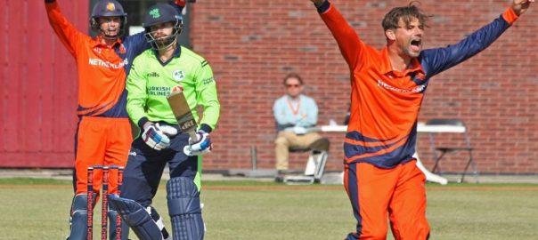 Cricket, Scotland, Netherlands, Ireland, European T20 league