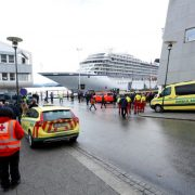 cruise ships storm rescue disaster