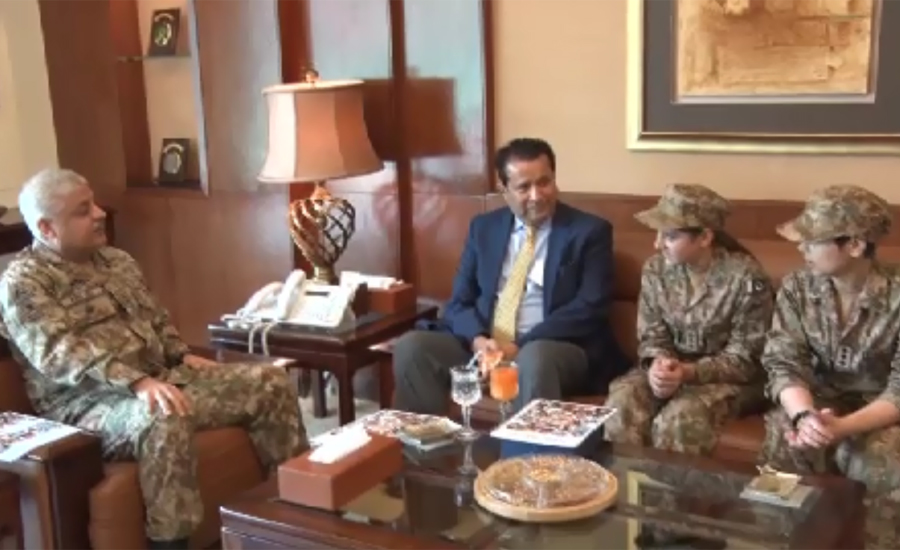 Two cancer patients' wish to become Pak Army soldiers fulfilled on COAS order