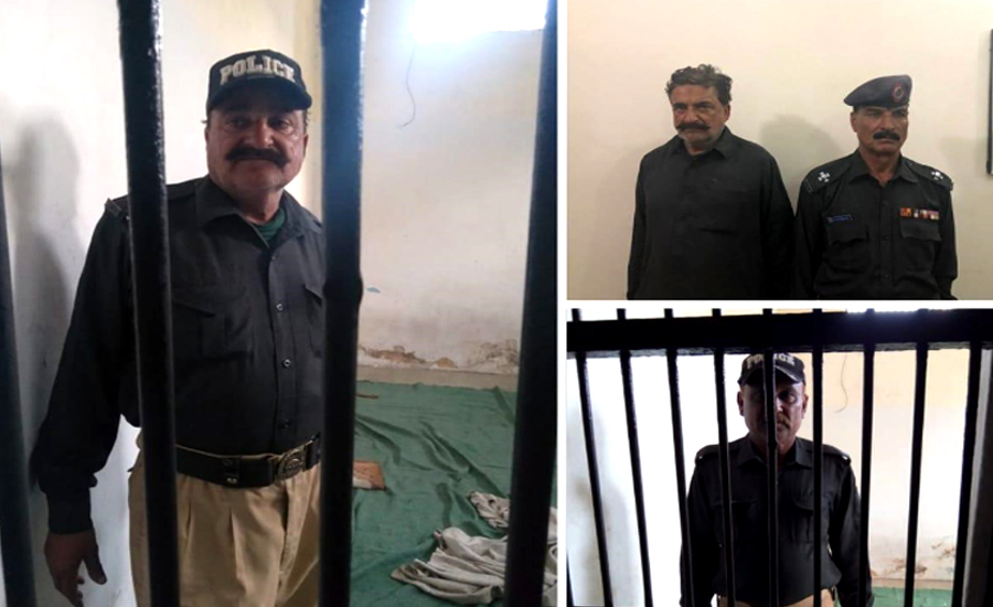 Four cops sacked for harassing, torturing couple at Karachi's Sea View