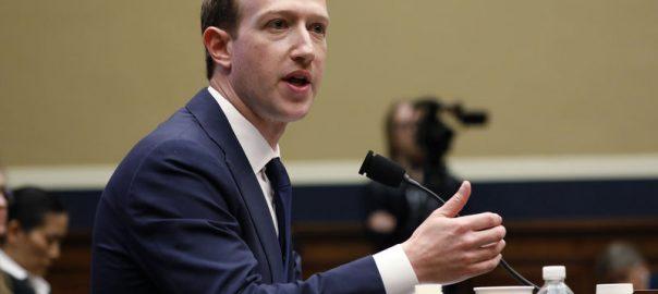 facebook mark zukerberg internet regulations criticism