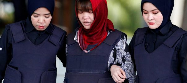 Malaysia, call, free, Vietnamese, accused, Kim Jong Nam, killing