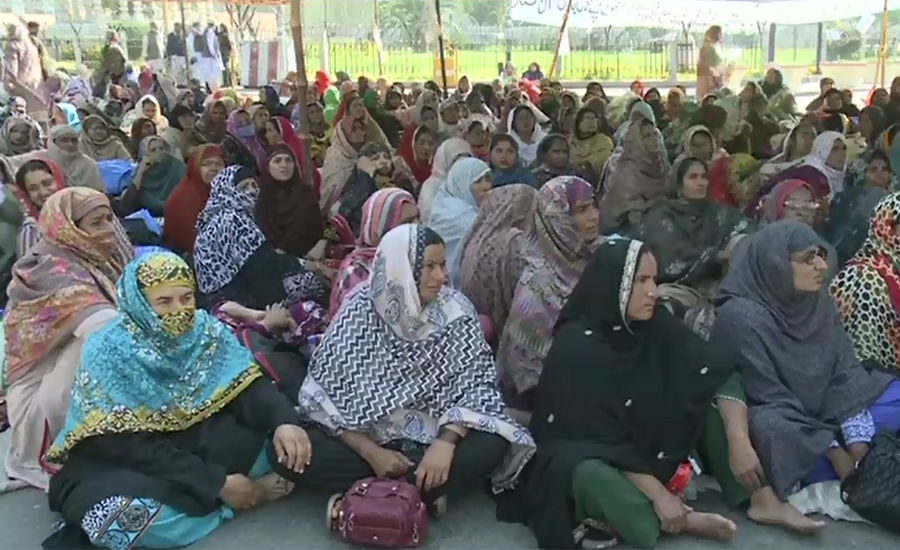 Punjab govt, LHWs reach agreement to end sit-in protest