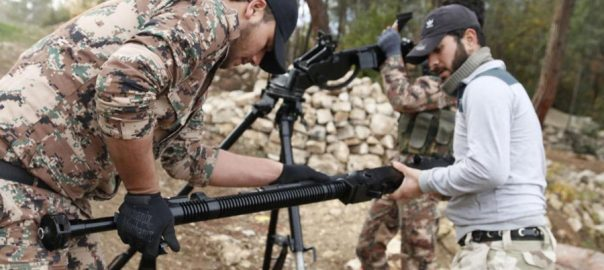 Syrian, rebels, army posts, civilian deaths