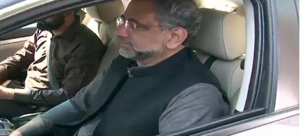 Shahid, Khaqan, Abbasi, statement, LNG case