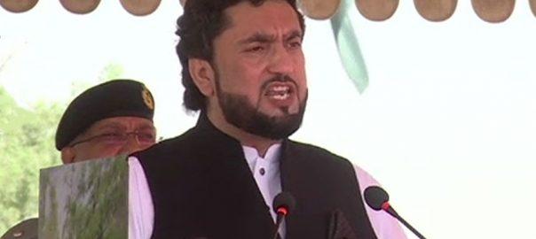 Shehryar Afridi karachi sindh rangers criminals terrorist