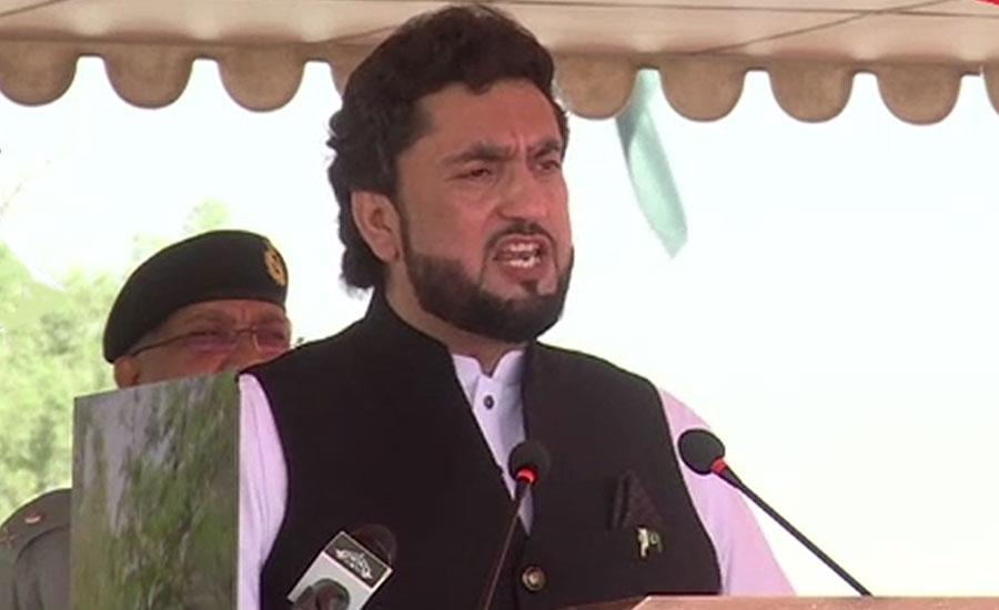 Shehryar Afridi lauds Ranger's role in establishing peace in Karachi