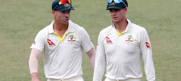 Steve Smith David Warner United Arab Emirates ball-tampering scandal Ashes tour