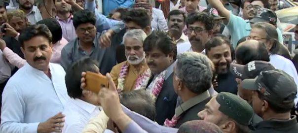 Teachers, sit-in, protest, successful, talks, Sindh govt
