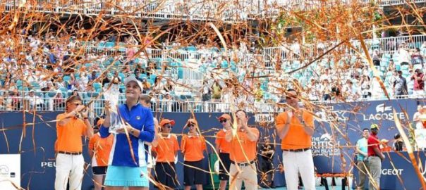 Ashleigh Barty Karolina Pliskova Miami Open Pliskova WTA