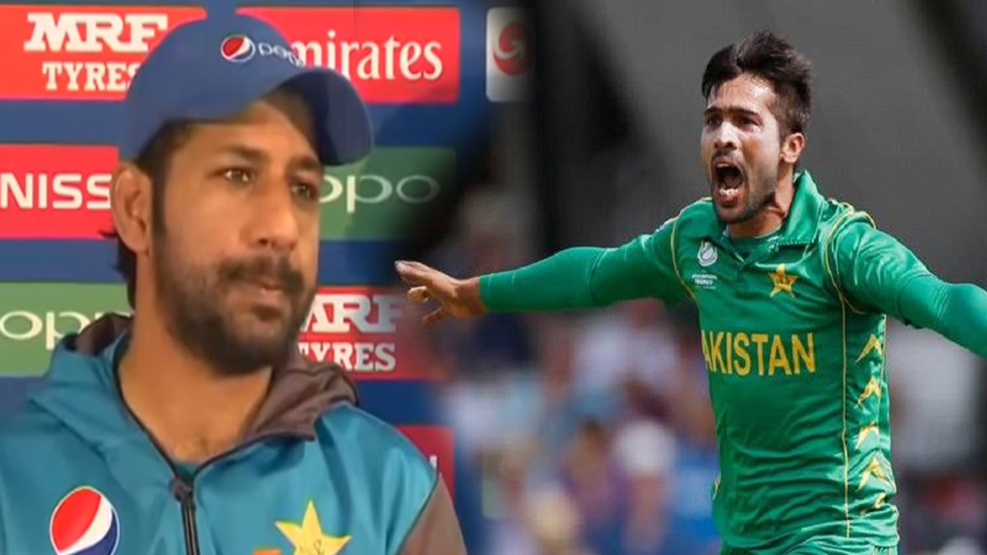 Sarfaraz Ahmed concerned about Amir's form