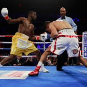Amir khan WBO welterweight championship WBO Terence crawford American boxer Madison Square Garden