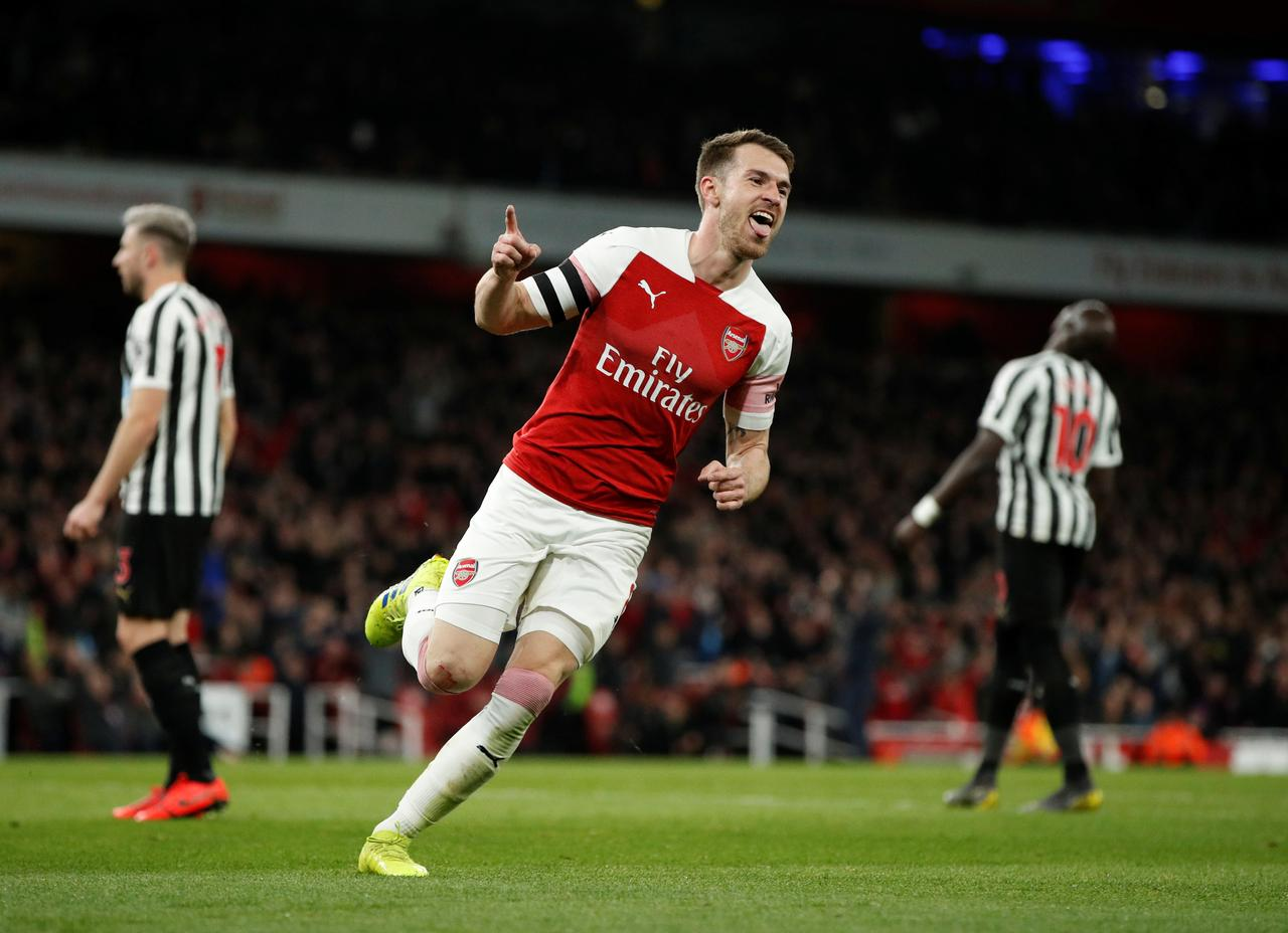 Arsenal climb to third with victory over Newcastle in Premier League