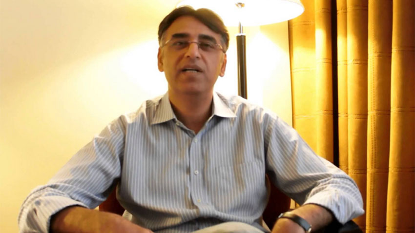 Asad rejects reports of talks with IMF about rupee devaluation