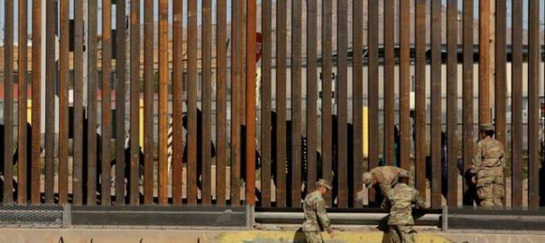 FBI US US patriots migrants border border security stopping migrants