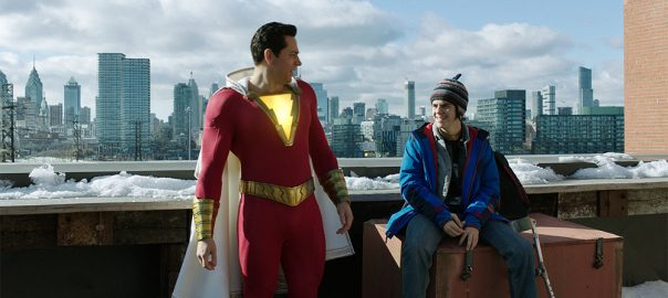 Box Office Shazam Grows Million Debut