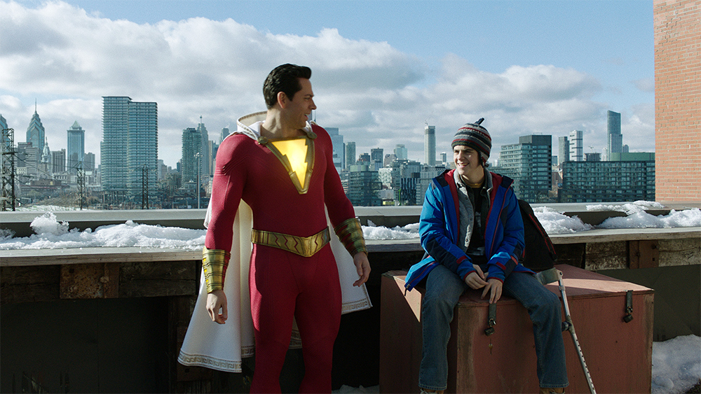 Box Office: Shazam! Grows to $53 Million Debut