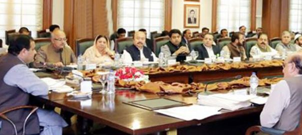Punjab, cabinet, approves, new, local, bodies, system