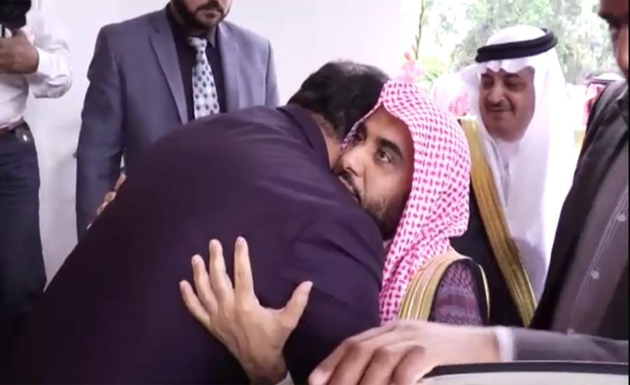Imam-e-Kaaba Dr Abdullah Awad leaves for Saudi Arabia after Pakistan visit