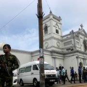 churches hotels Sri lankan sri lankan balsts easter colombo police 80 injured