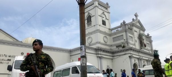 curfew impose sri lanka deadly blasts