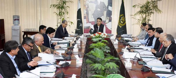 urea import ECC Economic Coordination Committee Finance Minister Asad Umar Asad Umar Ramazan Package