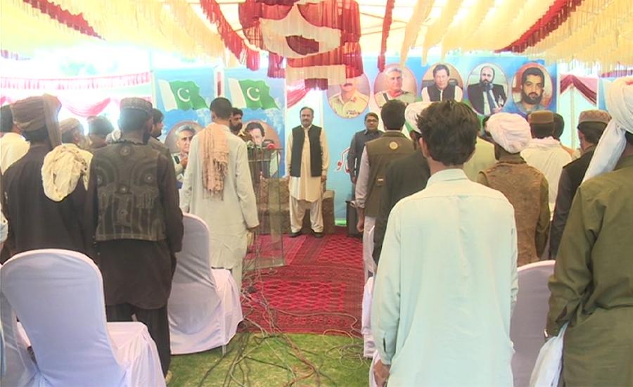 12 commanders among 50 Fararis surrender in Quetta