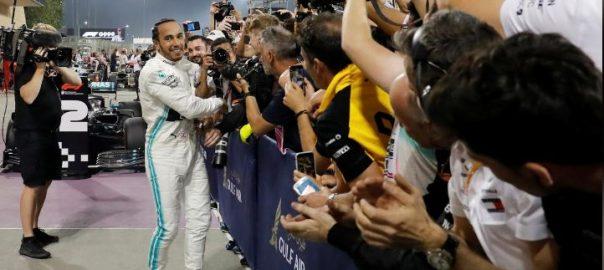 Heartbreak, Leclerc, F1, Hamilton, wins, Bahrain
