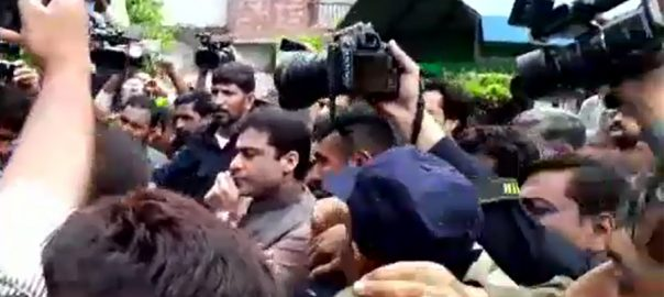 LHC, Hamza, Shehbaz, interim, bail, extended, April 25