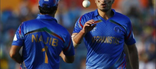 Paceman, Hassan, surprise, pick, Afghanistan, World Cup, squad