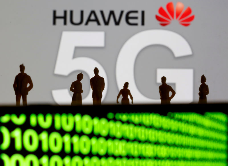 Huawei 5G 5G Coomunication hardware Worls's first