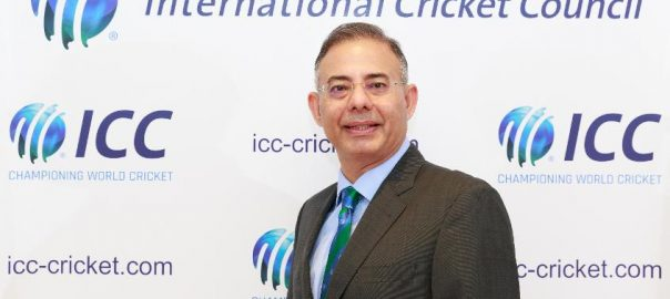 ICC Sawhney Chief Executive Cricket World Cup Chief Executive David Richardson