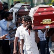 IS ISlamic State Sri Lanka bomb attacks Sri lankan president Sri Lankan pM mosque in New Zealand