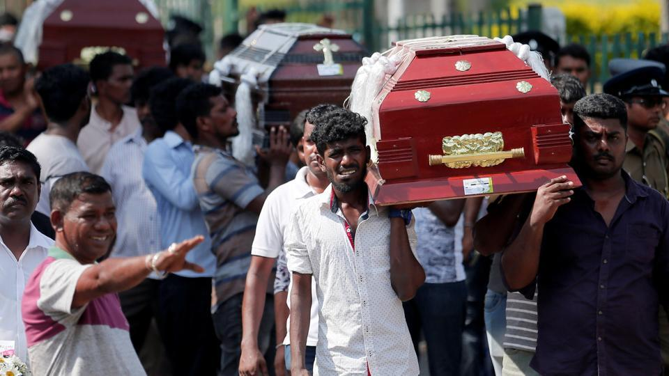 IS claims responsibility for bomb attacks in Sri Lanka