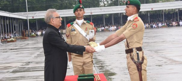 Pakistan, armed forces, capable, defeating, aggression, President Arif Alvi