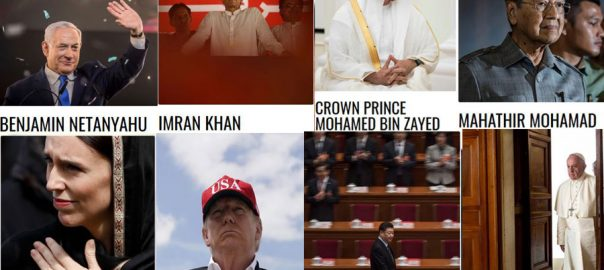 influential people Imran Khan 100 most influential people PM Imran Khan New Zealand Priem MInister Mahathir UAE PM Donald Trump