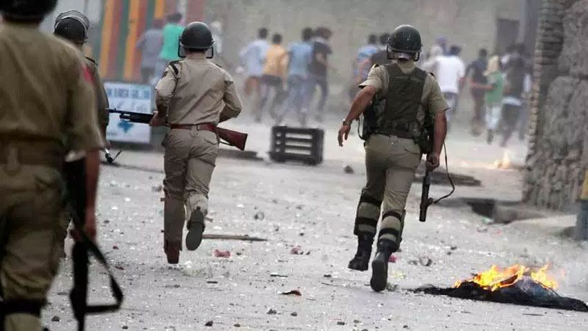 Indian troops martyr four Kashmiri youths in Pulwama
