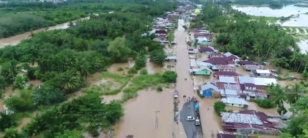 Indonesia, floods, landslides, kill, 29