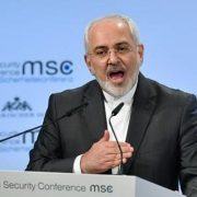 Zarif Iran US Donald trump sanctions iran sanctins foreign minister