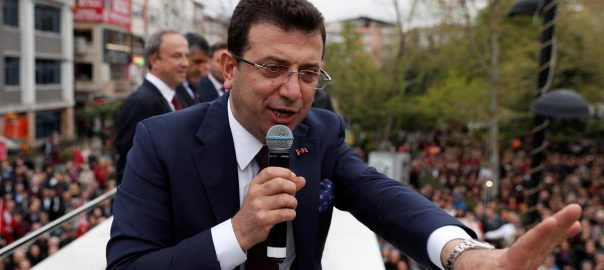 Istanbul Turkey Turkey's opposition President Tayyip Erdogan's AK Party