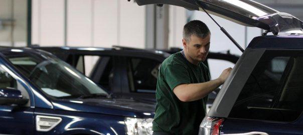 Jaguar Jaguar Land Rover Brexit-linked UK plant shutdowns