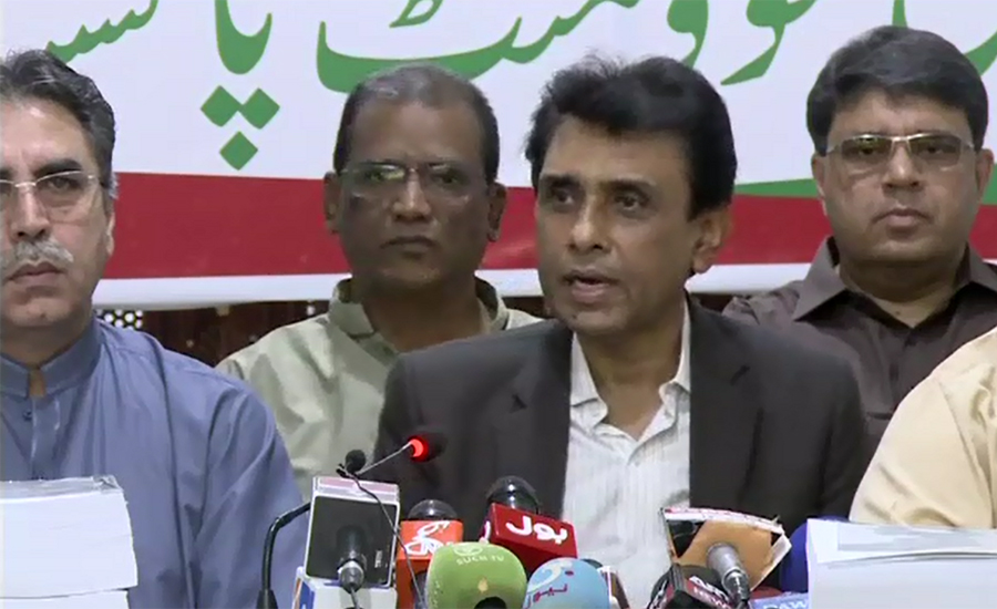 PPP's attitudes divided Sindh, says Khalid Maqbool Siddiqui