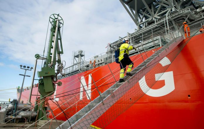 Govt increases LNG price by Rs3.5 per kilo